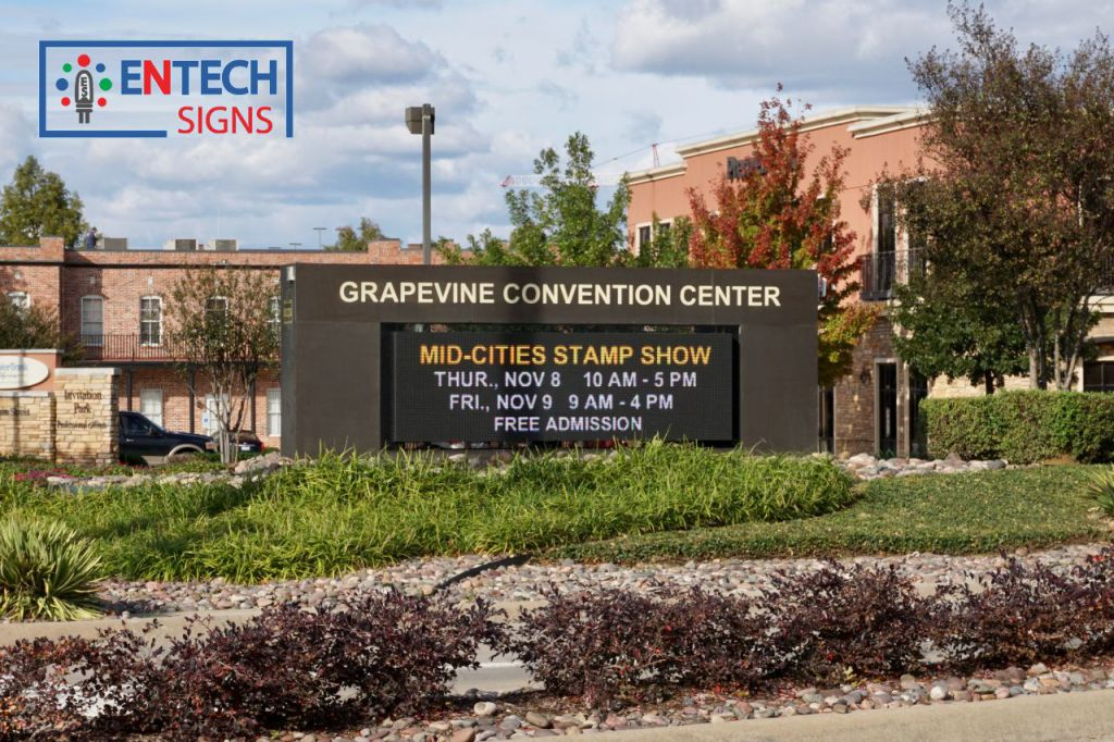 Make Every Event a Success by Advertising and Promoting Events with an LED Sign!