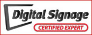 Entech Alpha Led Signs is a Digital Signagfe Certified Expert