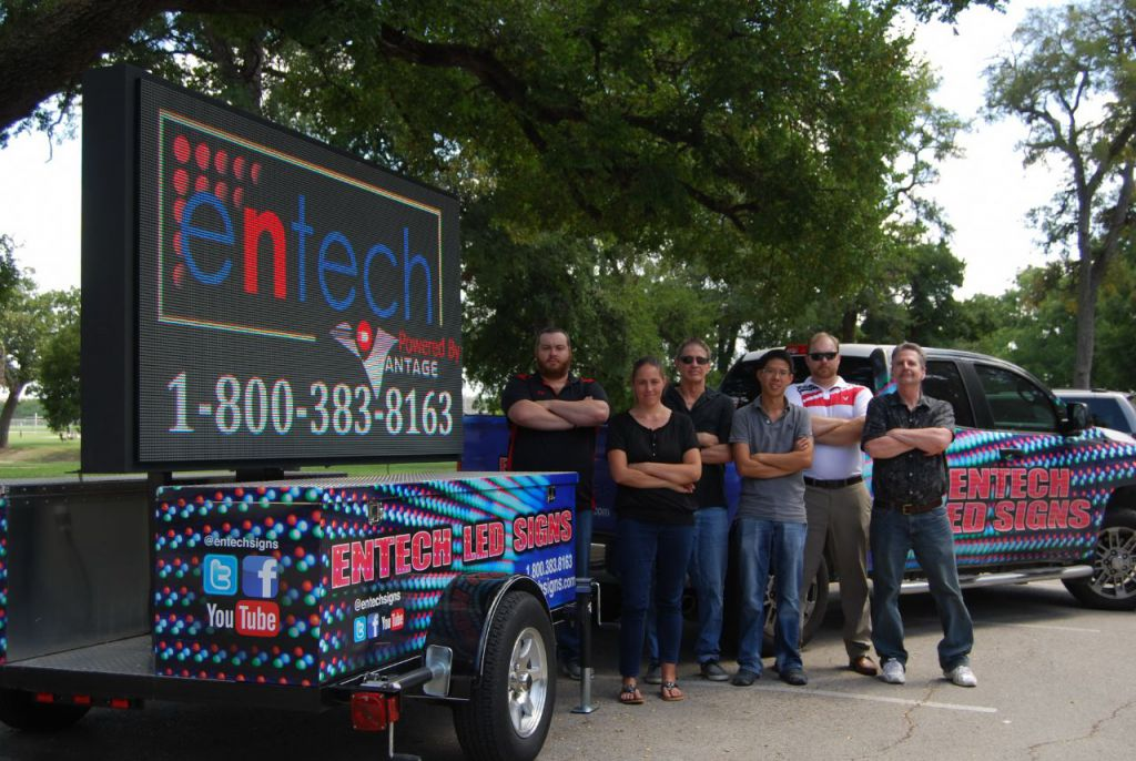 Entech Signs - Our Team